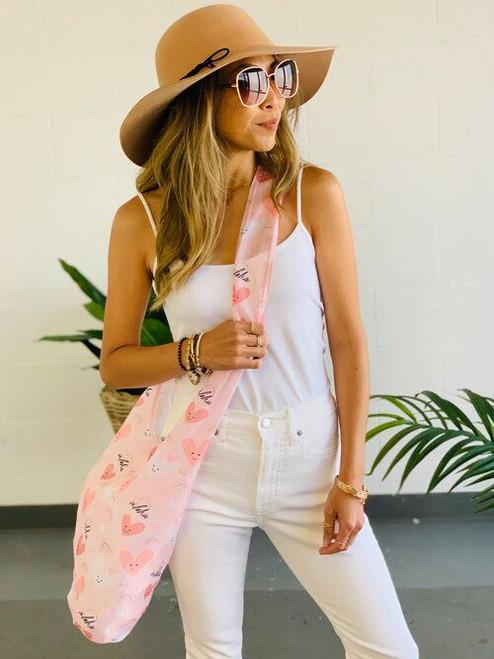 Crossbody Bag: Be The Aloha