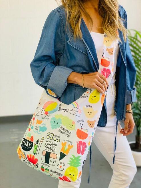 Crossbody Bag: Heart of Eden Icons
