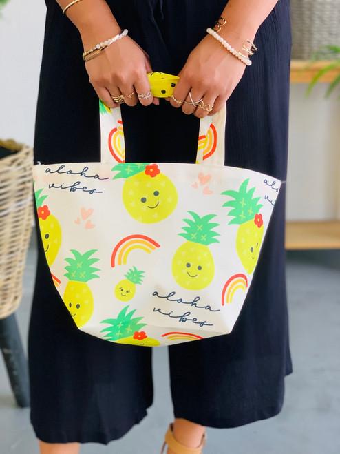 Dumpling Bag: Aloha Vibes