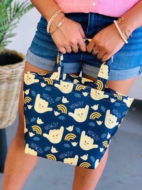 Dumpling Bag: Howzit Shaka