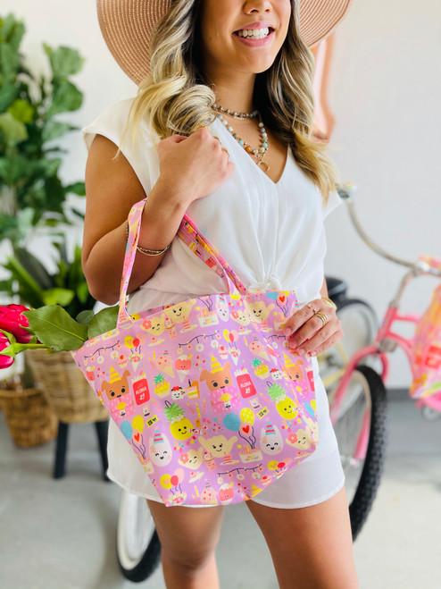 Dumpling Bag: Aloha Party Posse