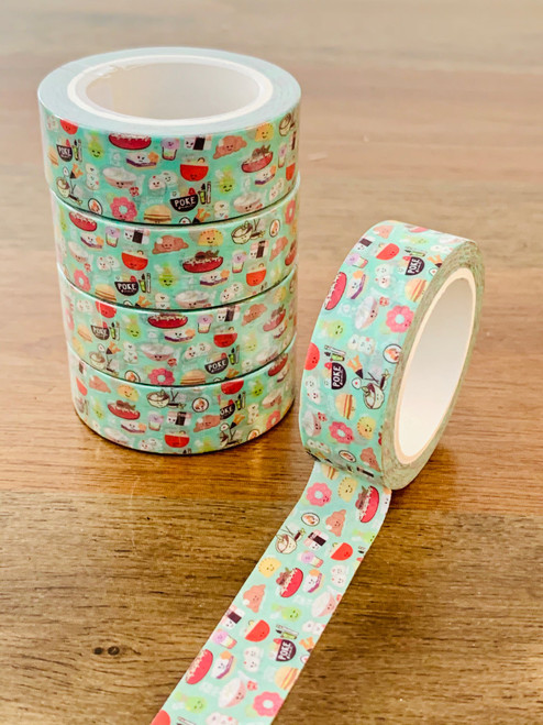 Washi Tape: Global Grinds
