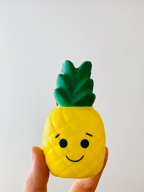 Stress Reliever: Happy Pineapple/All Good