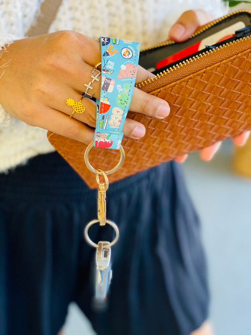 Luxe Keychain: Global Grinds