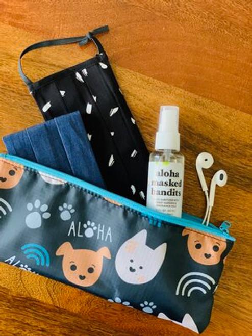 Mask Bag: Bear and Noodle