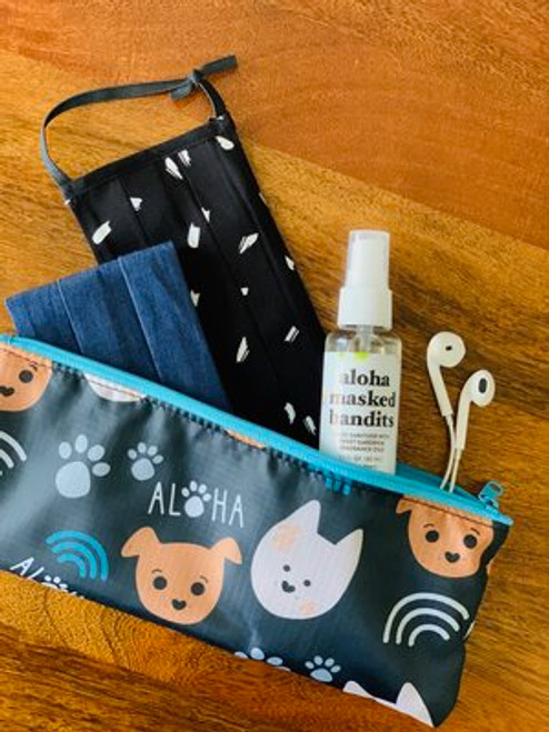 Mask Bag: Bear and Noodle