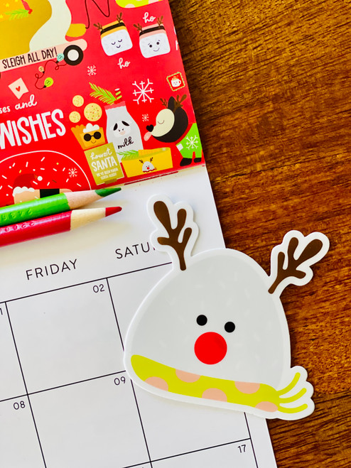 Sticker: Musubi Reindeer