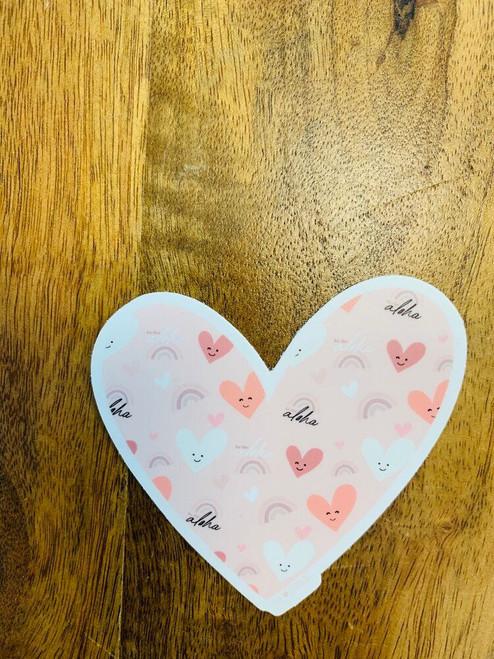 Sticker: Be The Aloha Heart