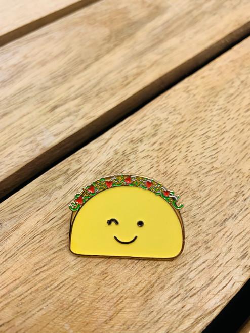 Enamel Pin: Tacocita