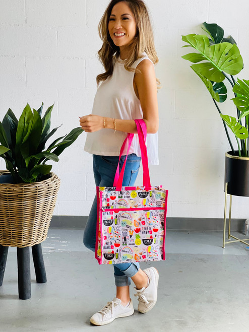 Tote Bag: Heart of Eden Icons