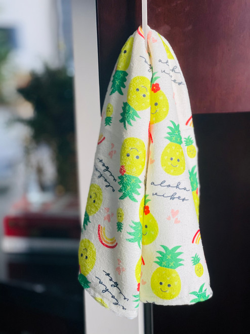 Kitchen Towel: Aloha Vibes