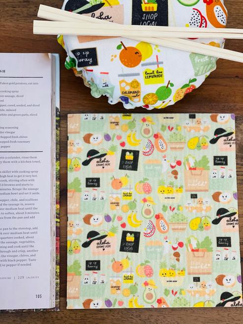 Swedish Dishcloth: To Da Market