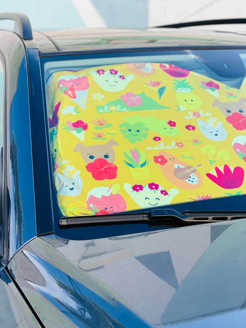 Sun Shade: Aloha Bloomies