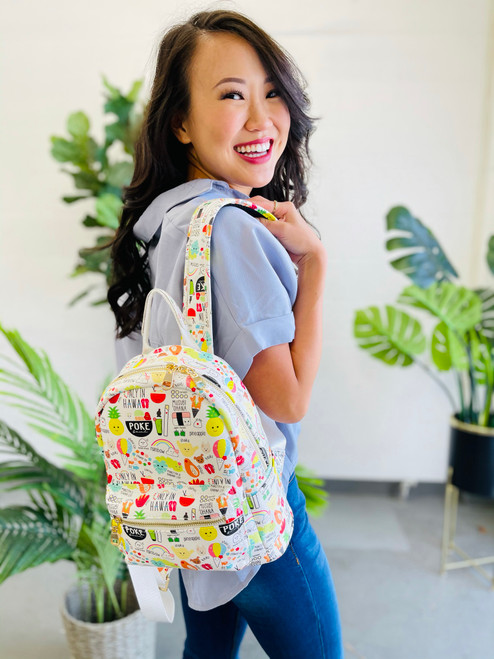 Mini Backpack: The Heart of Eden Icons
