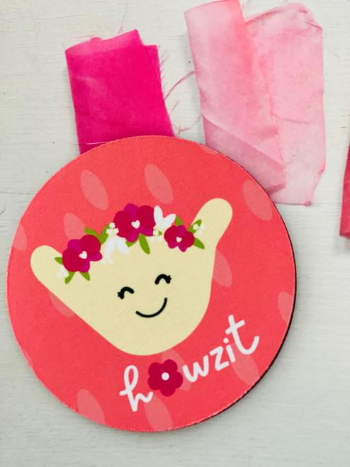 Fabric Coaster: Shakulani