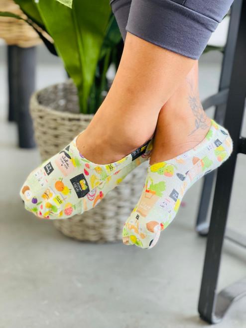 Liner Socks: To Da Market