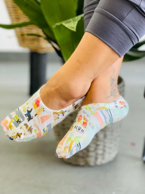 Liner Socks: Pets In Da City