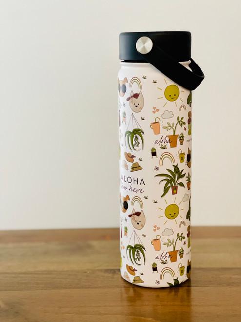 21 oz Water Bottle: Desert Luxe