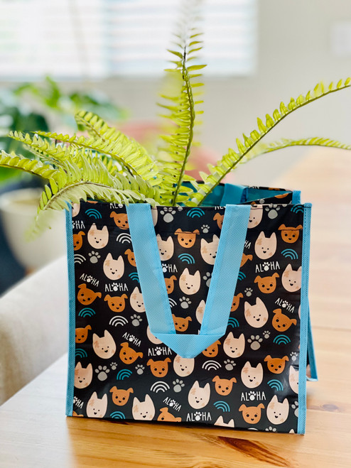 Mini Crinkle Bag: Bear and Noodle