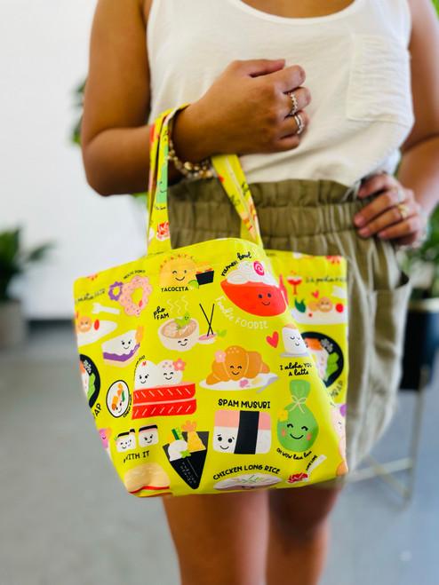Dumpling Bag: Foodie Foodie