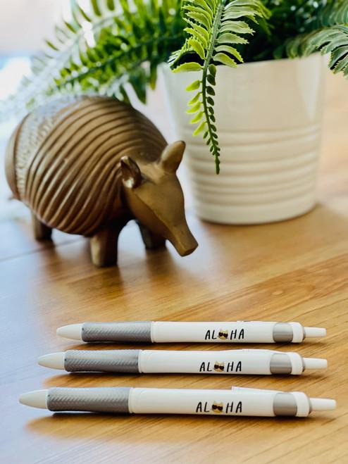Acroball Pen: Feline Fine (Gray)
