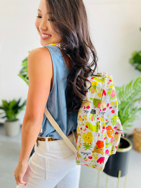 Backpack: Aloha Bloomies