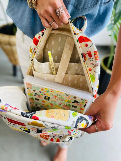 Backpack: Foodie Foodie