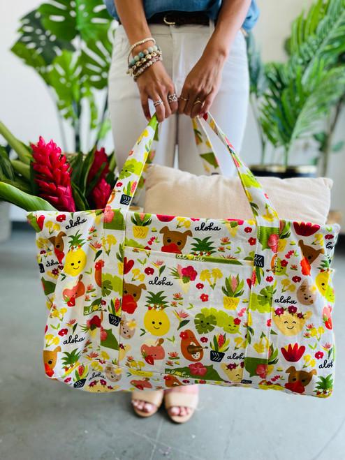 Carry All: Aloha Bloomies