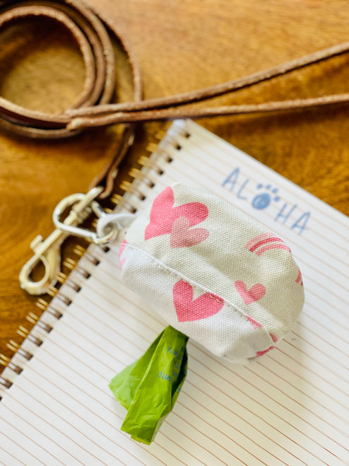 Doggy Poop Bag Holder: Be The Aloha
