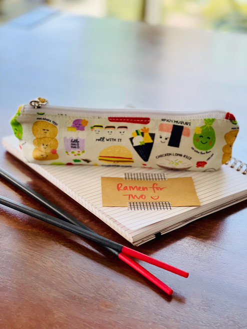 Pencil Pouch: Foodie Foodie