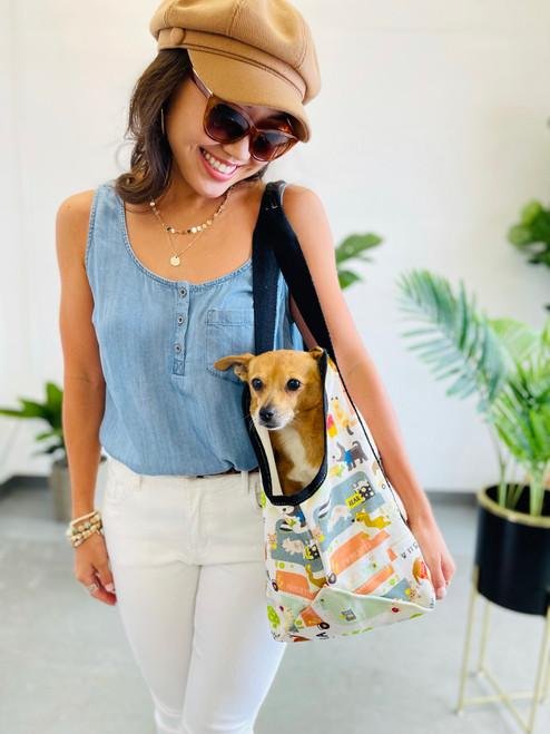 Pet Tote: Pets In Da City