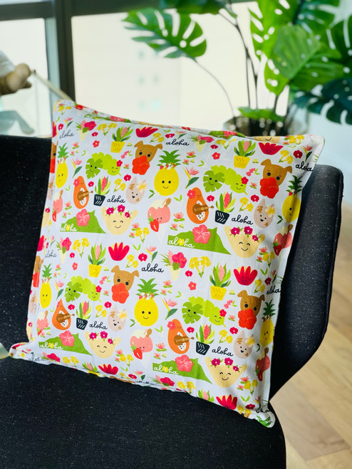 Pillowcase: Aloha Bloomies