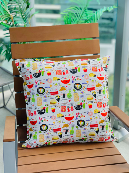 Pillowcase: Foodie Foodie