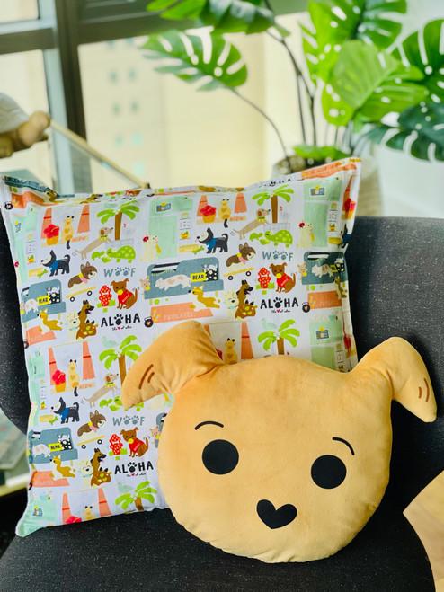 Pillowcase: Pets In Da City