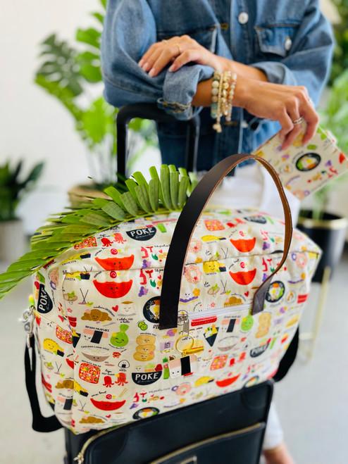 Travel Bag: Foodie Foodie