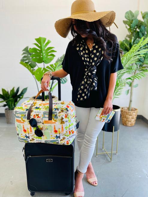 Travel Bag: Pets In Da City