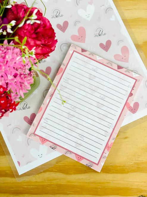 Notepad (50 Sheets): Be The Aloha