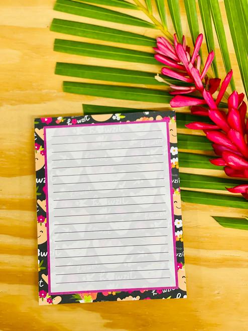 Notepad (50 Sheets): Shakulani