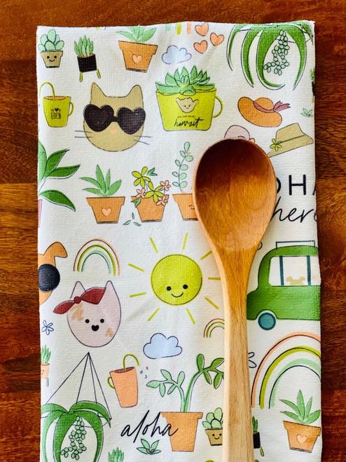 Kitchen Towel: Desert Luxe