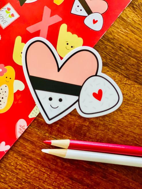 Sticker: Musubi Heart