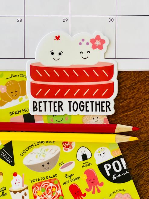 Sticker: Better Together Bao