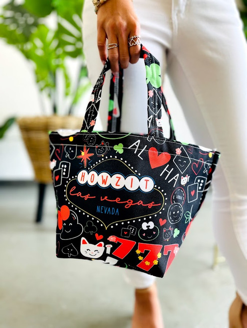 Dumpling Bag: Aloha Vegas