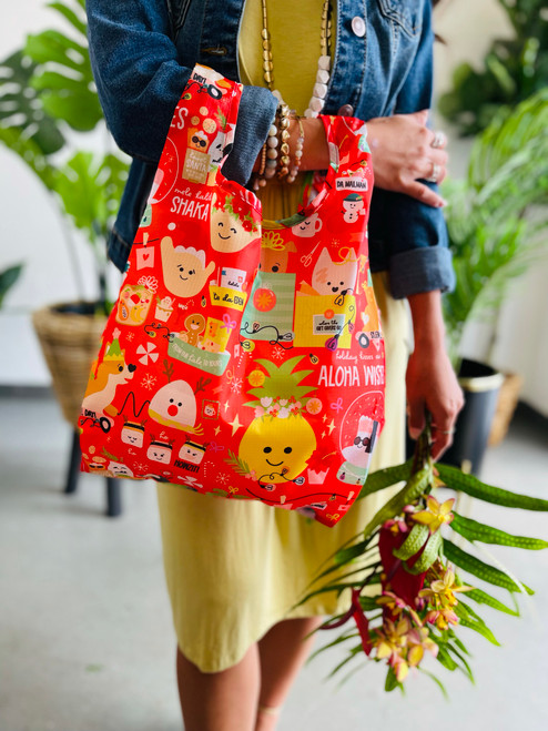 Small Tote: Where The Gift Givers Go