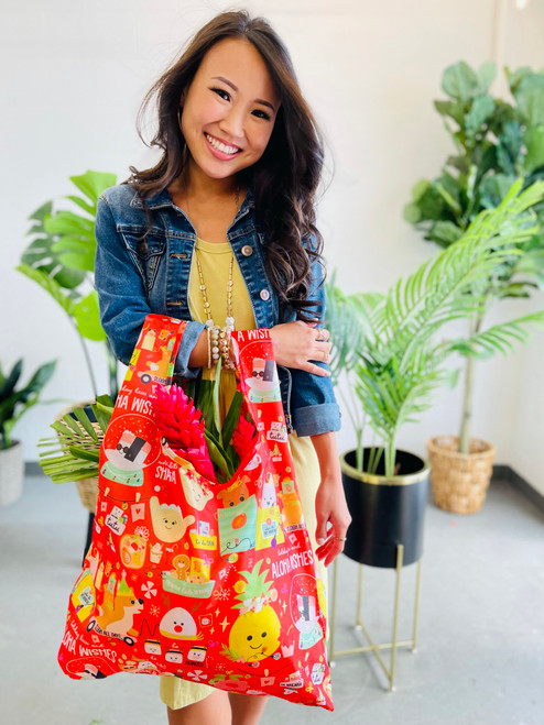 Medium Tote: Where The Gift Givers Go