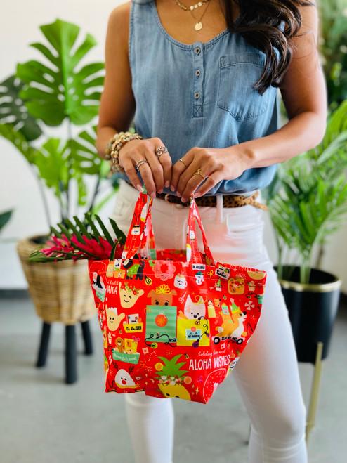Dumpling Bag: Where The Gift Givers Go
