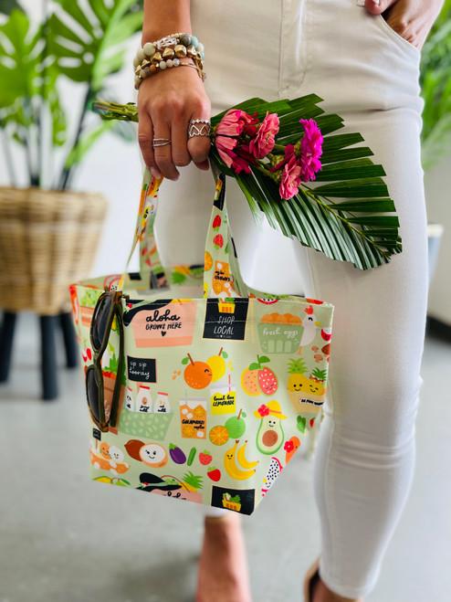 Dumpling Bag: To Da Market