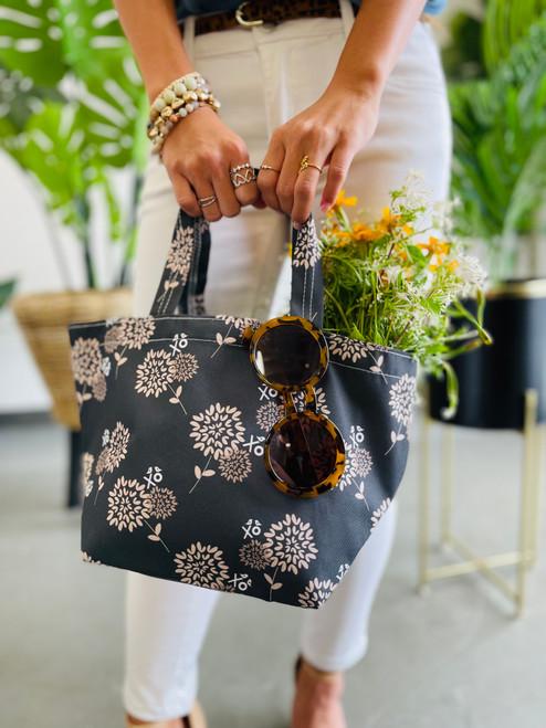Dumpling Bag: Warehouse Blooms