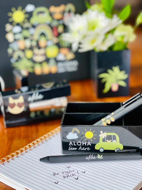 Desk Set: Desert Luxe