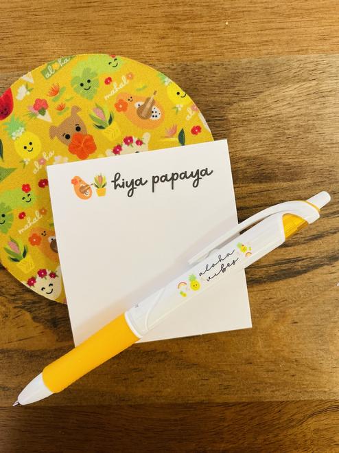 Acroball Pen: Spark Joy Pineapple (Orange)