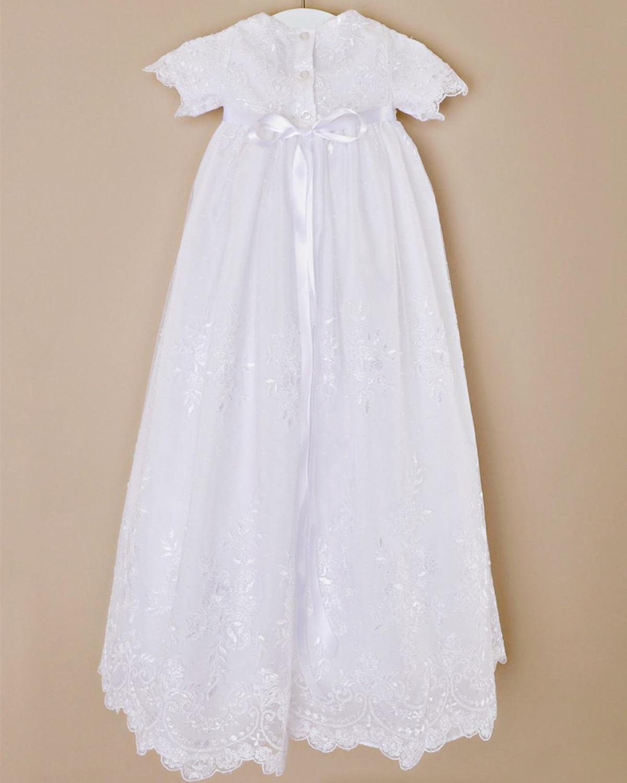 be97b4474dac Vienna Christening Gown